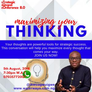 ikwuagwu igwe, passion, passionately driven passionately driven life, purpose, purpose driven, purpose driven life, waterways, waterways initiative