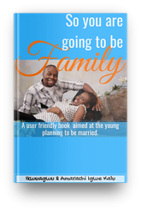 so you are going to be family, ebook, ikwuagwu igwe kalu,