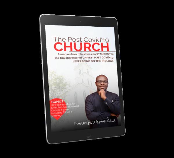 post covid19 church, ikwuagwu igwe