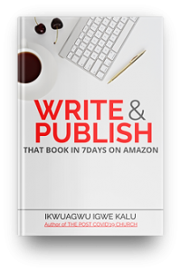 write and publish in 7 days